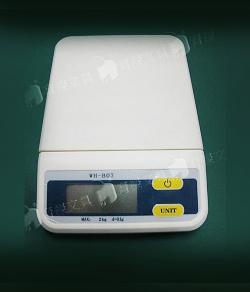 WH-B07 電子秤 | 料理秤 0.1g~2kg「非供交易用」