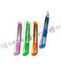 YJ-610 美工刀 小型   粉彩美工刀