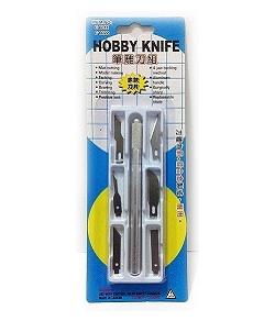C-6011 筆刀   雕刻刀 (6款刀片組合)