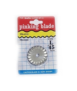 備用刀片 | 補充刀片 PB-4520 圓滾刀—波浪圓刀片L 直徑45mm