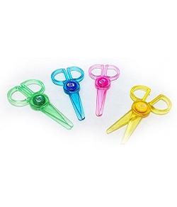 學生安全剪刀 PK-026 塑膠剪刀