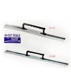 CS-60 手把式重型切割尺 (鋁合金材質) 60cm