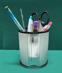 金隆興C2002 金屬-圓型筆筒