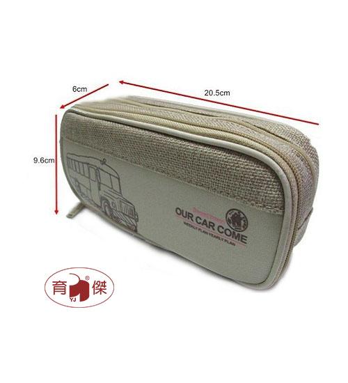 小精靈BD-367牛津布筆袋 | 帆布筆袋