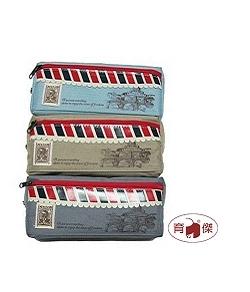 智力SD3004 筆袋 | 帆布筆袋