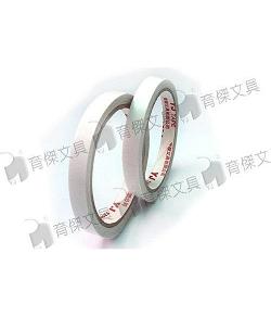 YJ雙面膠帶 | 雙面綿紙膠帶12mm (1/2
