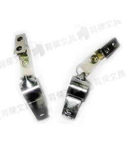 YJ 安全口哨 | 鐵哨- 附繩或附夾 (任選一款)